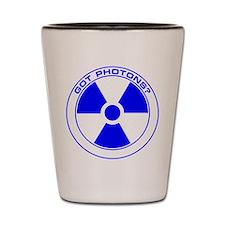 RAD B Got Photons? Shot Glass