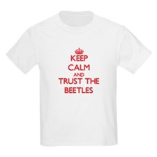 Keep calm and Trust the Beetles T-Shirt