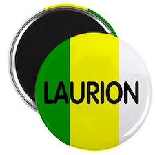 aimant avec motif Laurion