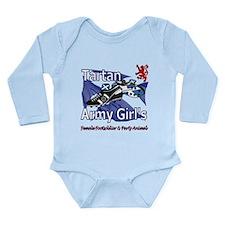 Tartan Army Girls Scotland Body Suit