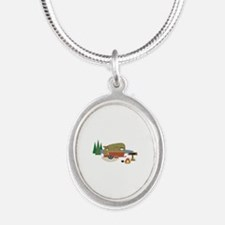 Camping Trailer Necklaces