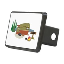 Camping Trailer Hitch Cover