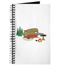 Camping Trailer Journal