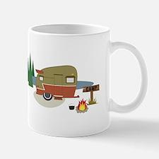 Camping Trailer Mugs