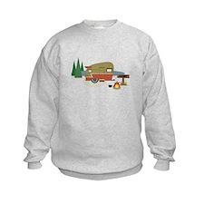 Camping Trailer Sweatshirt