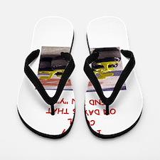 CURLING3 Flip Flops