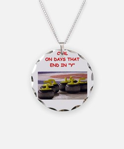CURLING3 Necklace
