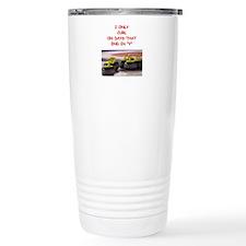 CURLING3 Travel Mug