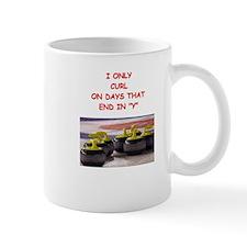 CURLING3 Mugs