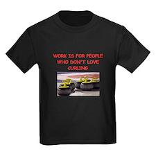 CURLING2 T-Shirt