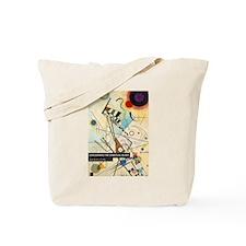 Kandinsky Cover Tote Bag