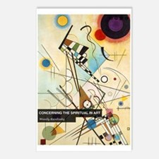 Kandinsky Cover Postcards (package Of 8)
