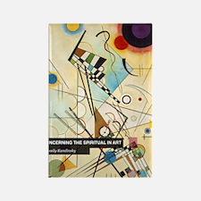 Kandinsky Cover Rectangle Magnets