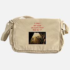 SKYDIVE2 Messenger Bag