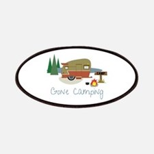 GONe camping Patches