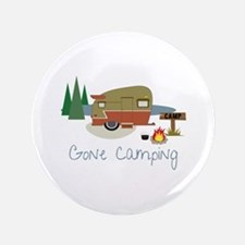 """GONe camping 3.5"""" Button"""
