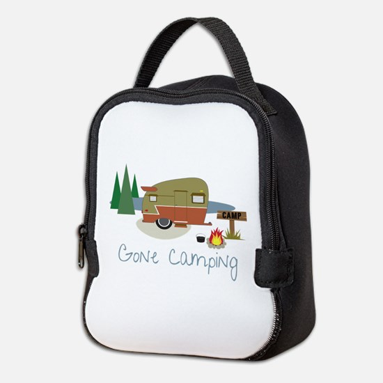 GONe camping Neoprene Lunch Bag