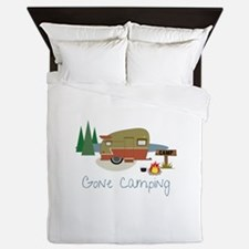 GONe camping Queen Duvet