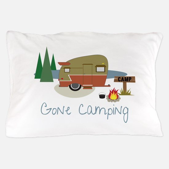 GONe camping Pillow Case