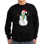 Santa Snowman Sweatshirt