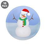 Santa Snowman 3.5
