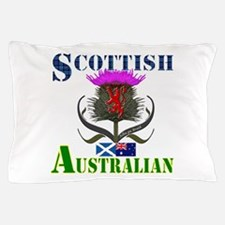 Scottish Australian Thistle Pillow Case
