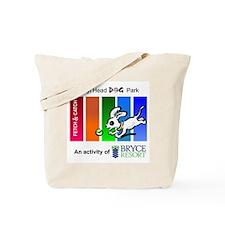 Sibyl Head Dog Park Tote Bag