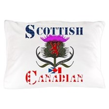 Scottish Canadian Thistle Pillow Case