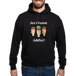 Ice Cream Addict Hoodie (dark)