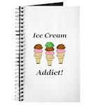 Ice Cream Addict Journal