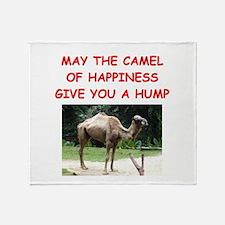 happiness Throw Blanket