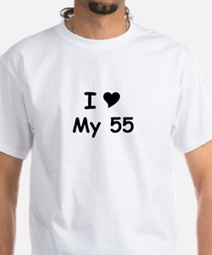 I Love My 55 Shirt