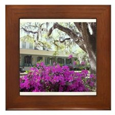 Cute Baton rouge, louisiana Framed Tile