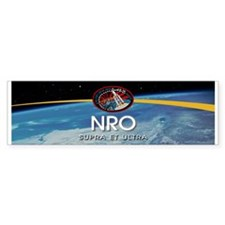 NROL-6 Launch Team Bumper Sticker