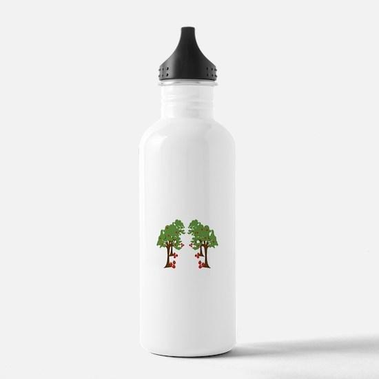 Apple Orchard Water Bottle