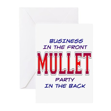 Mullet Greeting Cards (Pk of 10)