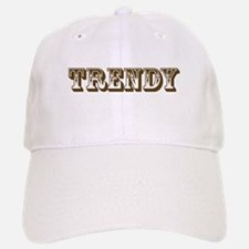 Trendy Baseball Baseball Cap