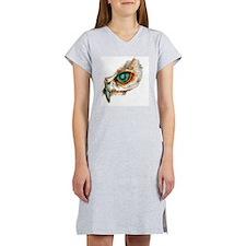 Cute Trendy owls Women's Nightshirt