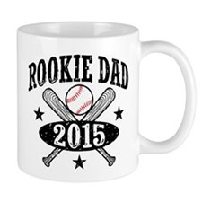 Rookie Dad 2015 Mug
