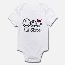 Baby of Three Infant Bodysuit