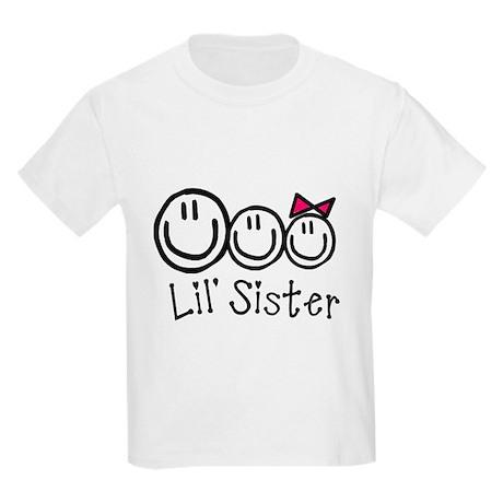 Baby of Three Kids Light T-Shirt