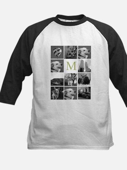 Monogram and Photoblock Baseball Jersey