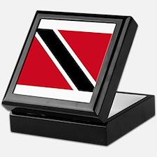 Trinidad and Tobago Keepsake Box