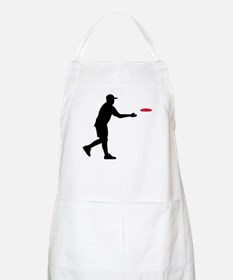 Disc golf player Apron