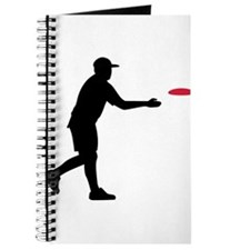 Disc golf player Journal