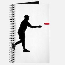 Disc golf player Journal