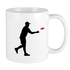 Disc golf player Mug