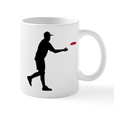 Disc golf player Mug