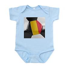 Belgium Soccer Ball Body Suit
