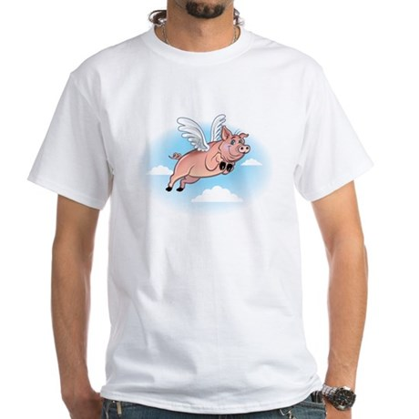 flying_pig_fly T-Shirt